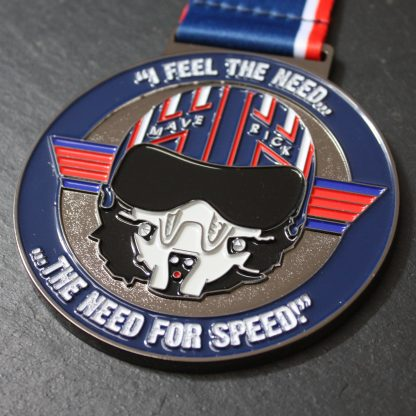 Need for speed - Virtual Race Medal