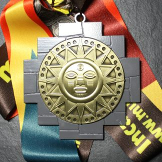 Inca Trail - Virtual Race Medal