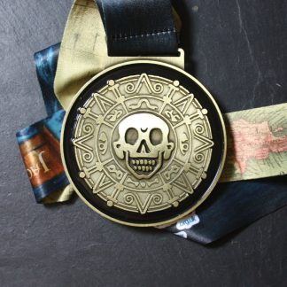 Jack's Jog - Virtual Race Medal