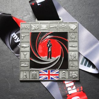 Time to run - Virtual Race Medal