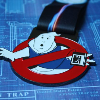 Stay Puffed Virtual Race - Medal