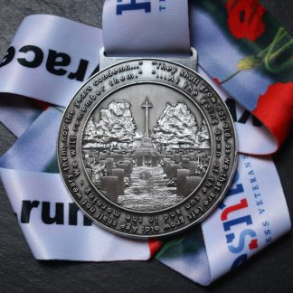 Remembrance - Virtual Race Medal