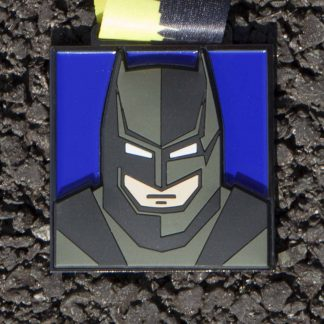 Team Gotham - Virtual Race Medal