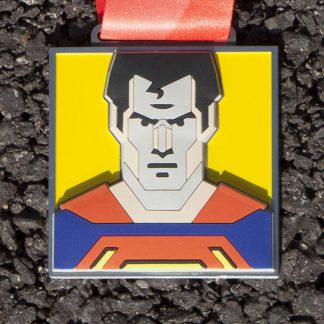 Team Krypton - Virtual Race Medal