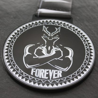 Forever - Virtual Race Medal