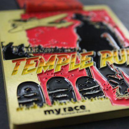 Temple Run - Virtual Race Medal